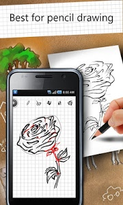 screenshot of How to Draw - Easy Lessons version 5.0