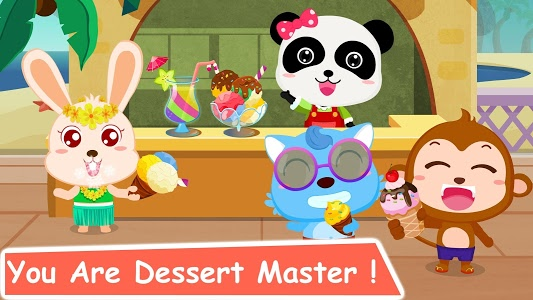 screenshot of Baby Panda's Ice Cream Shop version 8.37.00.01