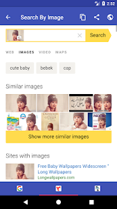 screenshot of Search By Image version 3.0.3