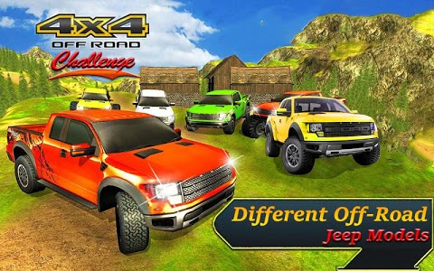 screenshot of Offroad 4x4 Extreme rally 4wd Off road version 1.0.4