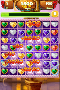 screenshot of Jewels link matching version 1.0.12