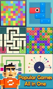 screenshot of Joy Box: puzzles all in one version 1.10.8