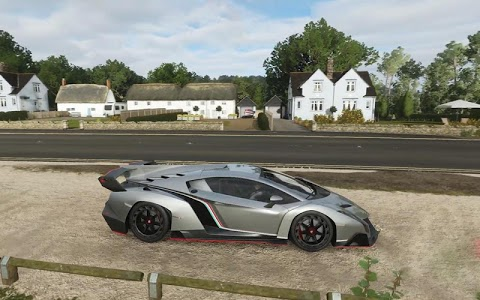 screenshot of Lamborghini Car Game: Car Driving Academy version 2