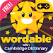 Learn English vocabulary free: Wordable