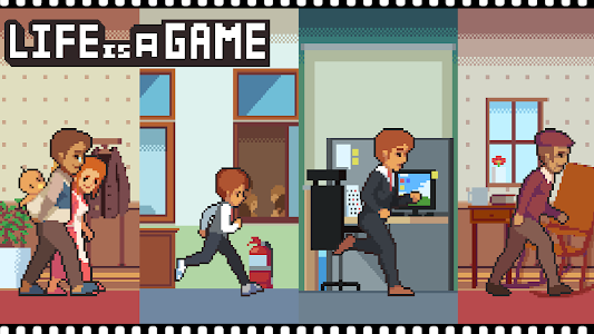 screenshot of Life is a Game version 2.2.9