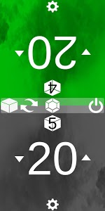 screenshot of LifeCounter version 0.5.2