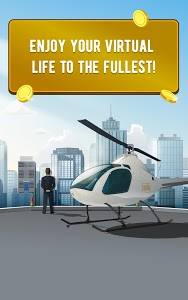 screenshot of LifeSim: Life Simulator Strategy in Virtual World version 1.2.9