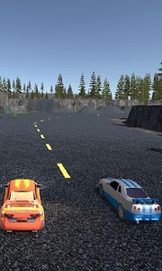 screenshot of Lightning McQueen Car Racing 3D version 5.2
