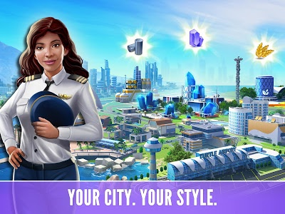 screenshot of Little Big City 2 version 9.3.9