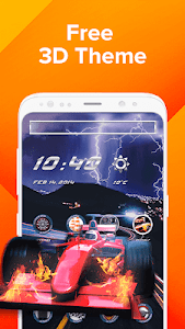 screenshot of Live Launcher - Live Wallpapers & Themes version 1.1.7