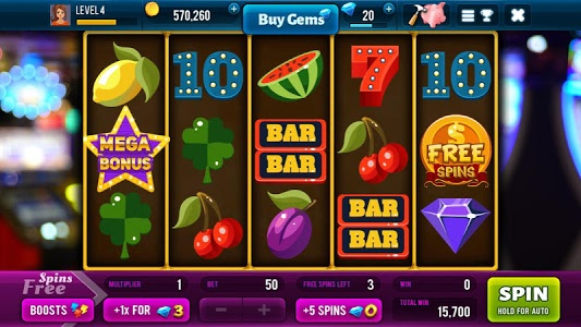 screenshot of Lucky Spin - Free Slots Game with Huge Rewards version 2.22.2