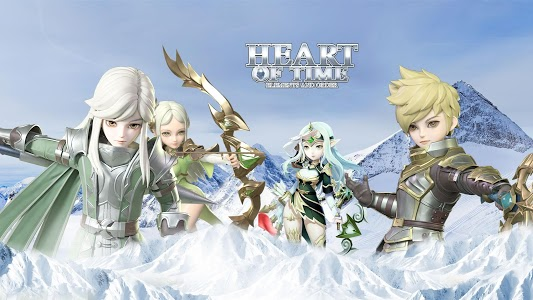 screenshot of Heart of Time: Elements and Order version 1.13