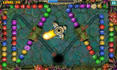 screenshot of Marble Legend version Varies with device