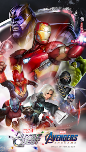 screenshot of MARVEL Puzzle Quest version 176.478835