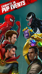 screenshot of Marvel Puzzle Quest version 174.476748