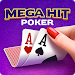 Download Mega Hit Poker: Texas Holdem massive tournament 3.10.0 APK
