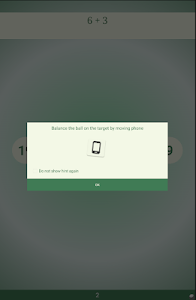 screenshot of Math Workout version Varies with device