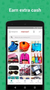 screenshot of Mercari: Sell Safely & Simply version Varies with device