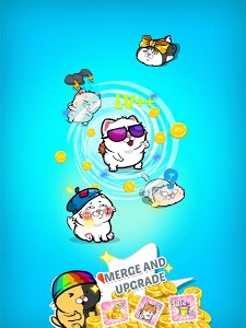 screenshot of Merge Cats - Cats vs Dogs version 1.1.5.1