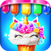 Download Mermaid Glitter Cupcake Chef - Ice Cream Cone Game 1.0 APK