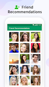 screenshot of MiChat Lite - Free Chats & Meet New People version 1.0.22