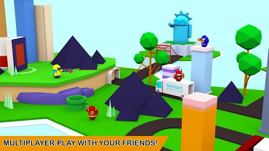 screenshot of Mini Militia 3D version 2.0