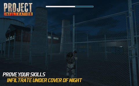 screenshot of Mission Infiltration: Free Shooting Games 2020 version 1.1.8