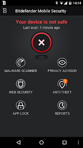 screenshot of Mobile Security & Antivirus version 2.40.852