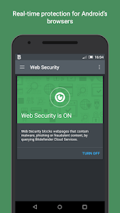 screenshot of Mobile Security & Antivirus version 3.2.91.150