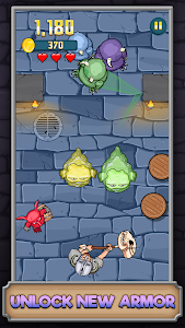 screenshot of Monster Hammer version 1.2.2