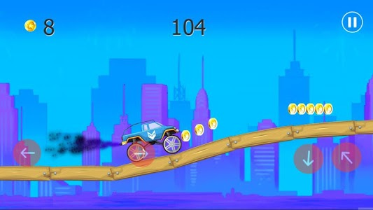 screenshot of Monster Truck 2 version 1.0