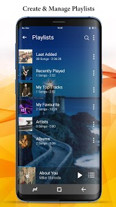 screenshot of Music Player- MP3 Player, Free Music App version 1.1.2