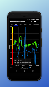 screenshot of Network Cell Info Lite - Mobile & WiFi Signal version 4.21.3