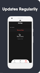 screenshot of Neutrino+ - Get Followers and Likes by Captions version 3.0
