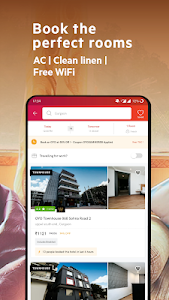 screenshot of OYO: Book Rooms With The Best Hotel Booking App version 5.2.38