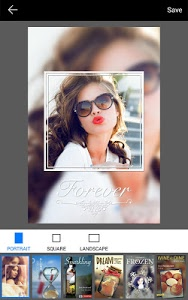 screenshot of PIP Camera-Photo Editor Pro version 4.8.8