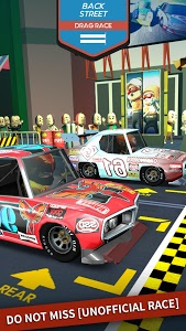 screenshot of PIT STOP RACING : MANAGER version 1.4.9