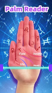 screenshot of Palm Truth - Palm Reading Scanner, Old Face App version 1.3.0