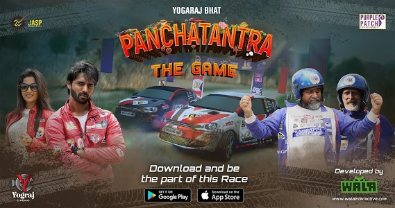 screenshot of Panchatantra The Game Official (Rally Racing) version 1.12