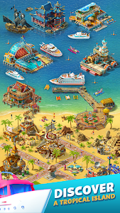 screenshot of Paradise Island 2: Hotel Game version 11.9.0