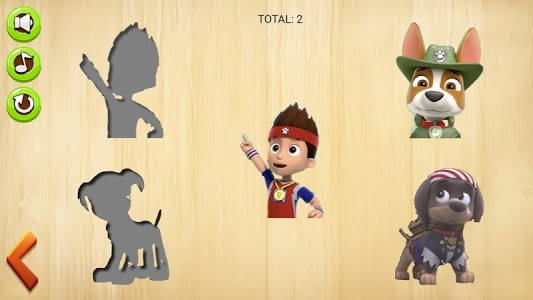 screenshot of Puppy Patrol Game Puzzle for Kids version 1.12