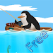 Penguin Fishing