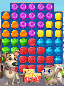 screenshot of Pet Friends Blast version 1.1