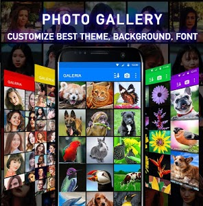 screenshot of Photo Gallery version 4.4.3