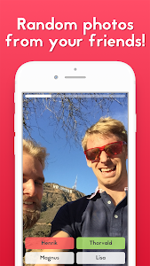 screenshot of Photo Roulette version 9.0.0