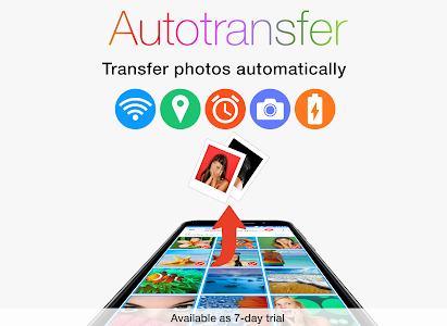 screenshot of PhotoSync – transfer and backup photos & videos version 3.3.4