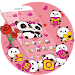 Download Pink Panda Cute Icons 1.1.11 APK
