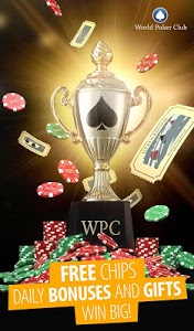 screenshot of Poker Games: World Poker Club version 1.138