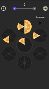 screenshot of Pop Slice version 1.1.7