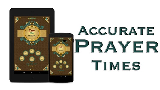 screenshot of Prayer Now : Azan Prayer Times version 3.4.0